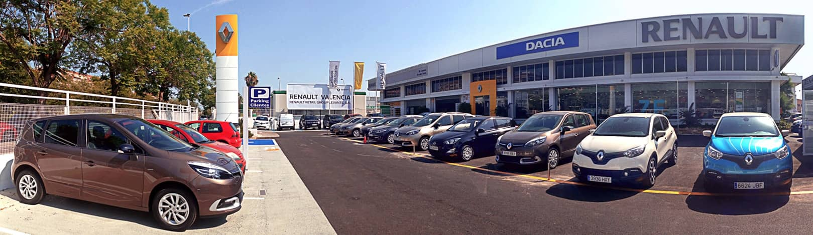 concesionario Renault Retail Group Tres Cruces