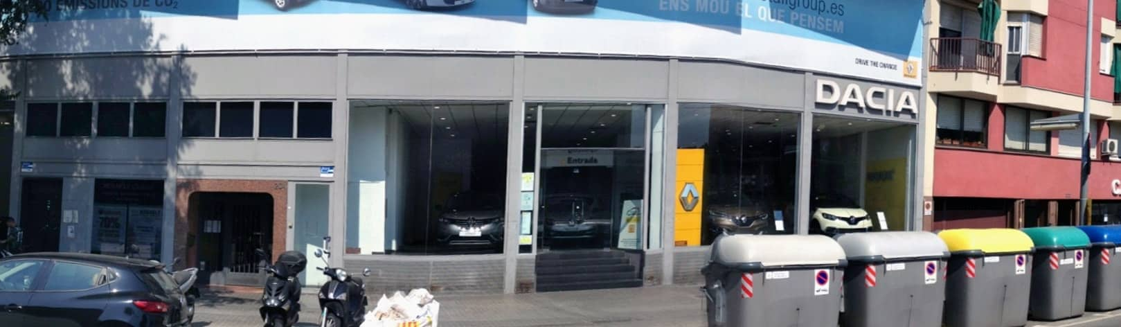 concesionario Renault Retail Group Zona Franca