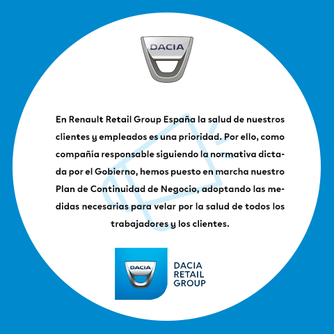 Dacia retail group